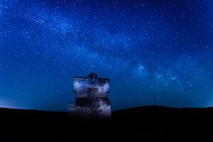 Dlouhá expozice online kurz noční obloha