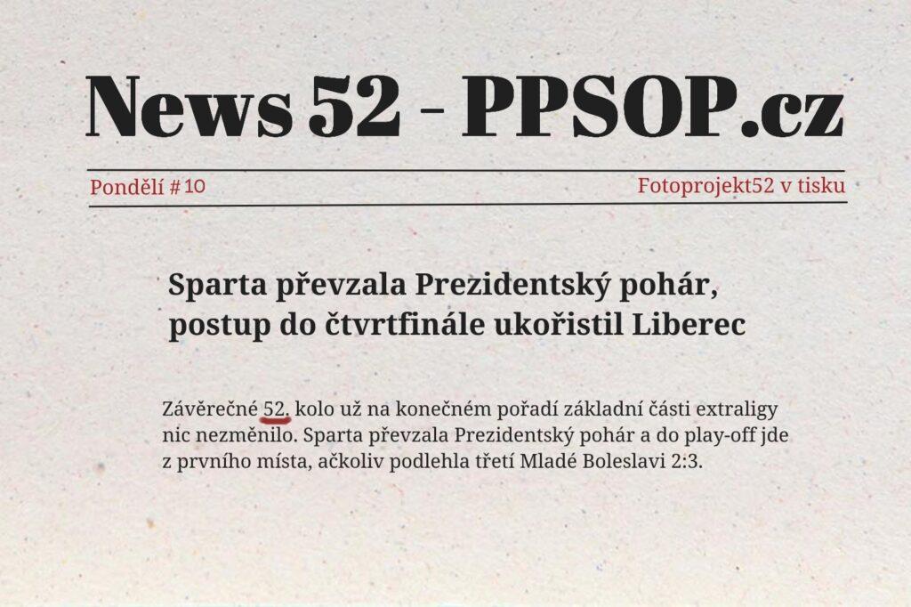 FOTOPROJEKT52 v tisku #10