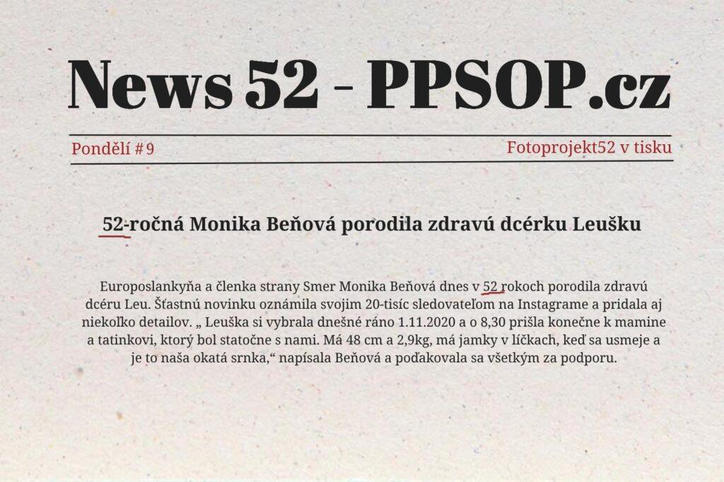 FOTOPROJEKT52 v tisku #9
