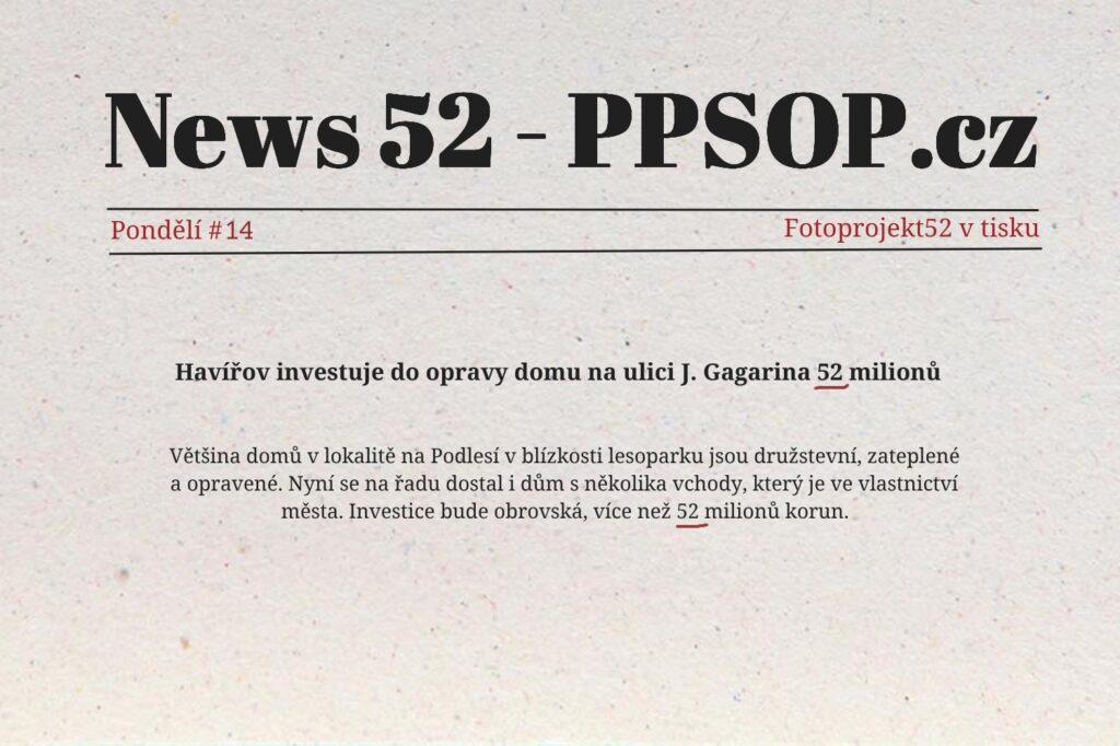 FOTOPROJEKT52 v tisku #14