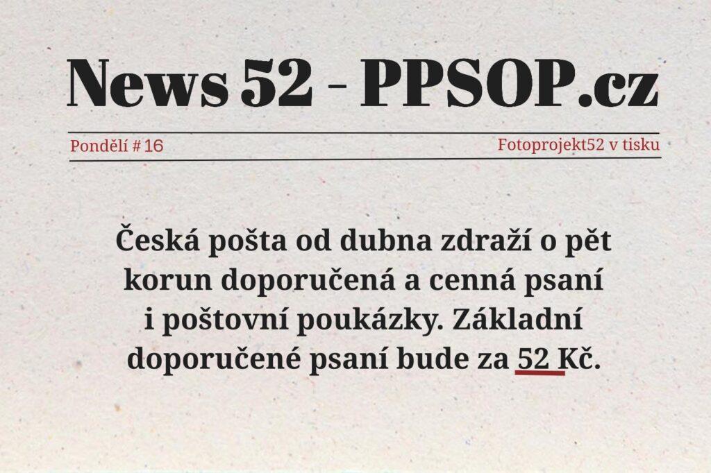 FOTOPROJEKT52 v tisku #16