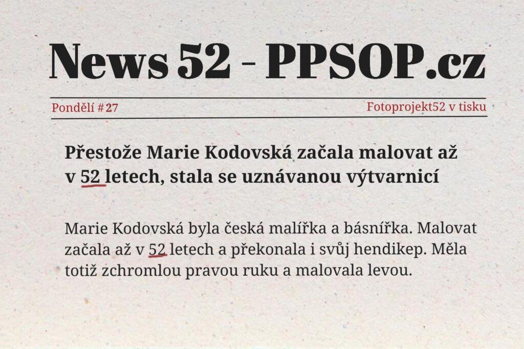 FOTOPROJEKT52 v tisku #27