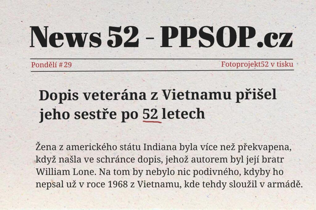FOTOPROJEKT52 v tisku #29