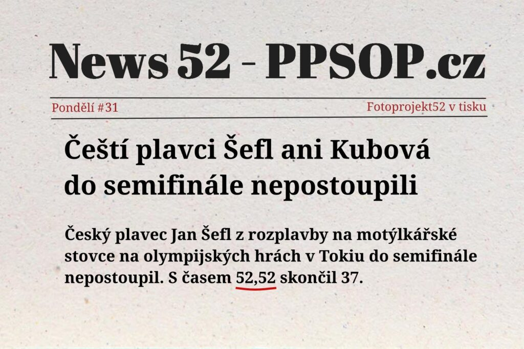 FOTOPROJEKT52 v tisku #31
