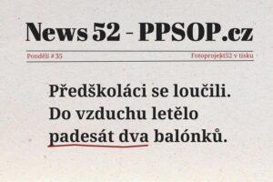 FOTOPROJEKT52 v tisku #35