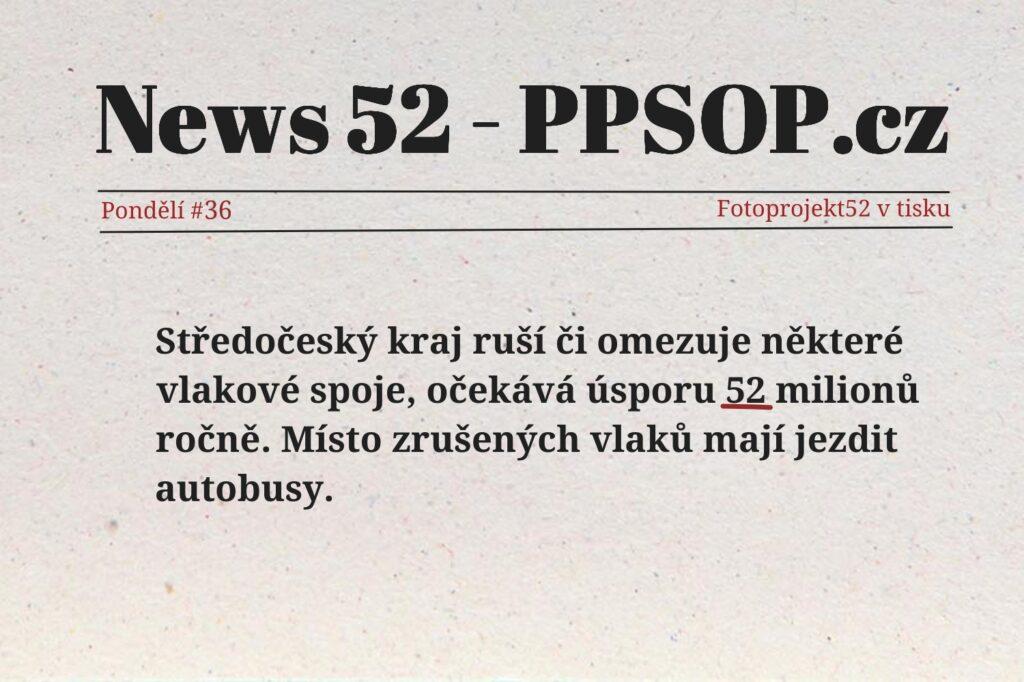 FOTOPROJEKT52 v tisku #36