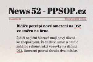 FOTOPROJEKT52 v tisku #38