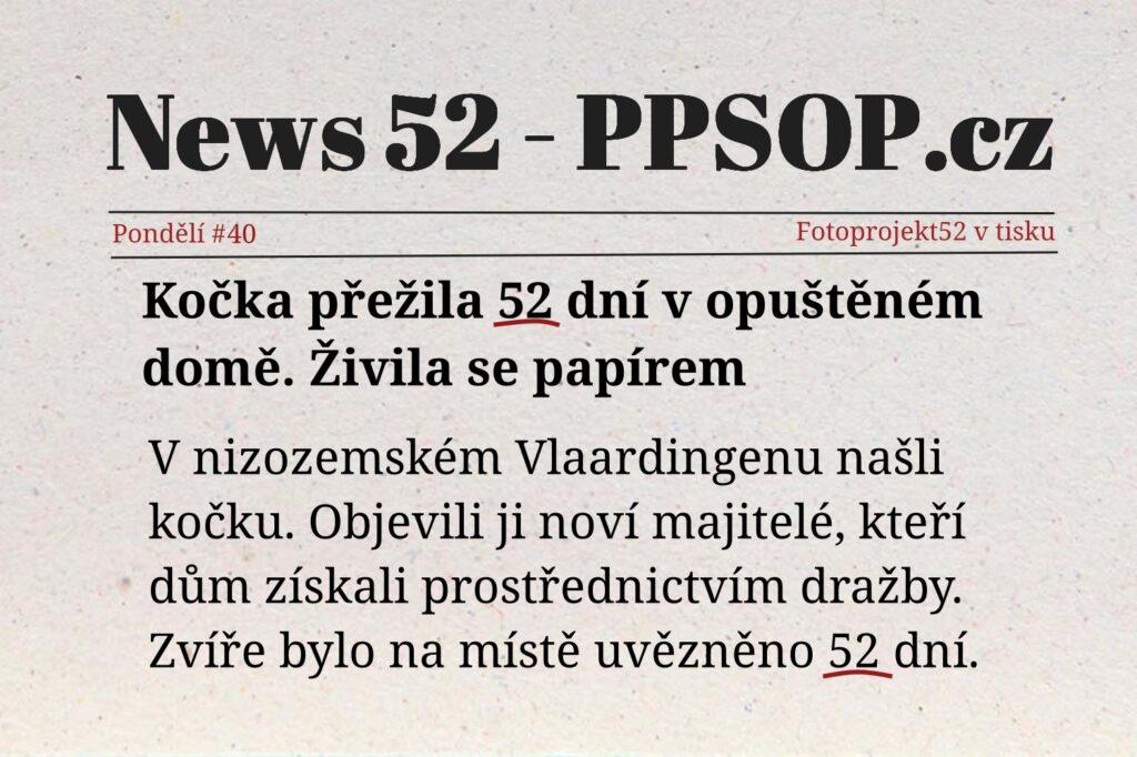 FOTOPROJEKT52 v tisku #40