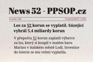 FOTOPROJEKT52 v tisku #41
